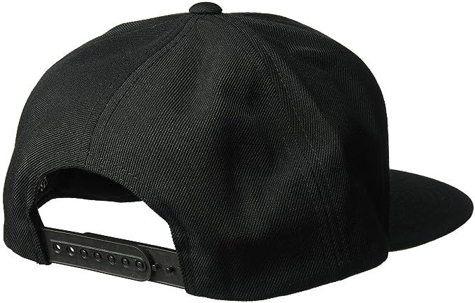 Amazon.com  Brixton Men s Rift Snapback Hat 945b08b35234