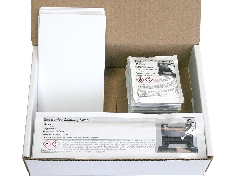 Magicard E9887 Kit de limpieza para el Helix - Tarjeta de ...