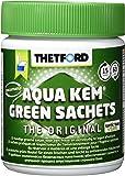 Thetford 30533AJ Toilet Chemicals Aqua Kem Green Sachets 15 bags