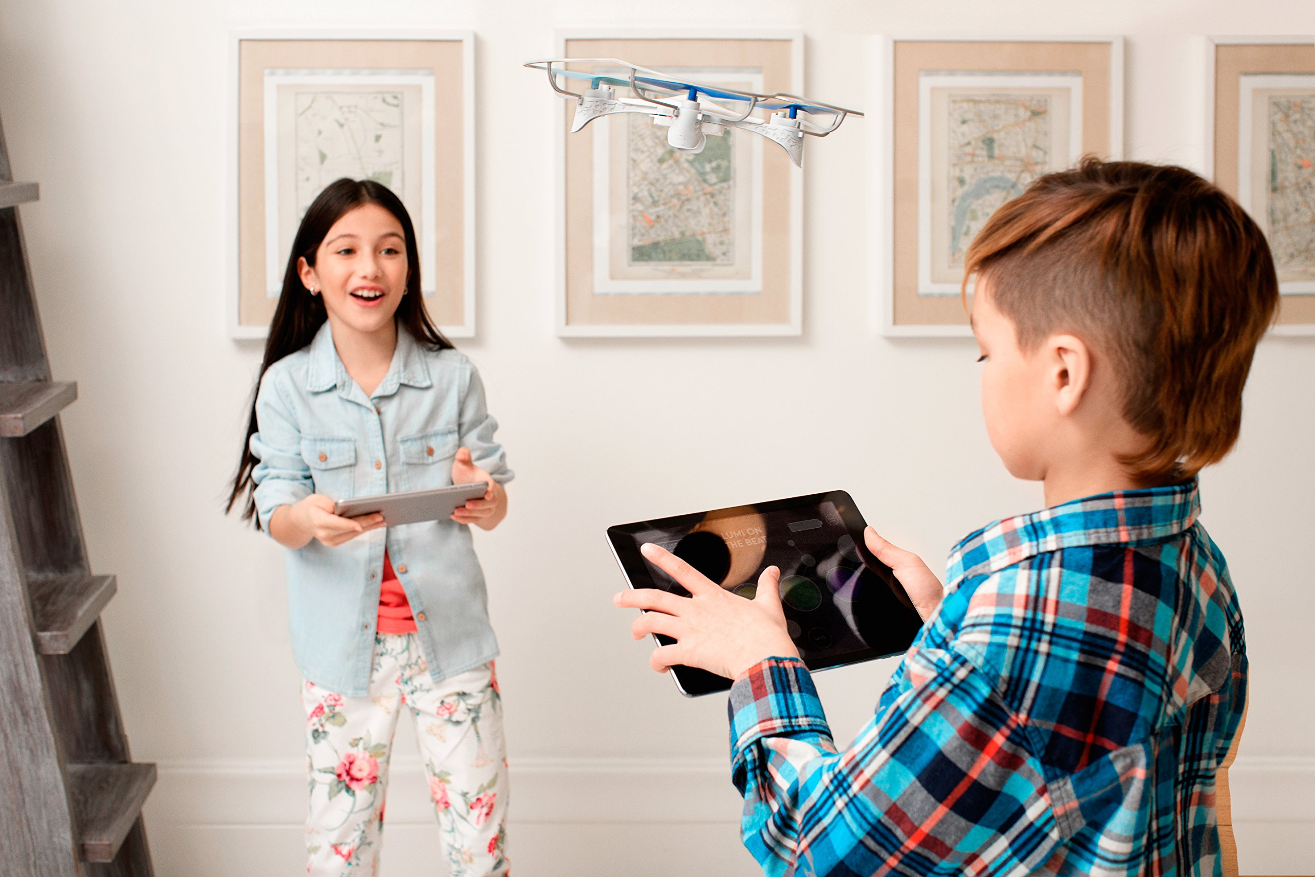 WowWee Lumi Gaming Drone Toy, Frustration-Free Packaging by WowWee (Image #5)