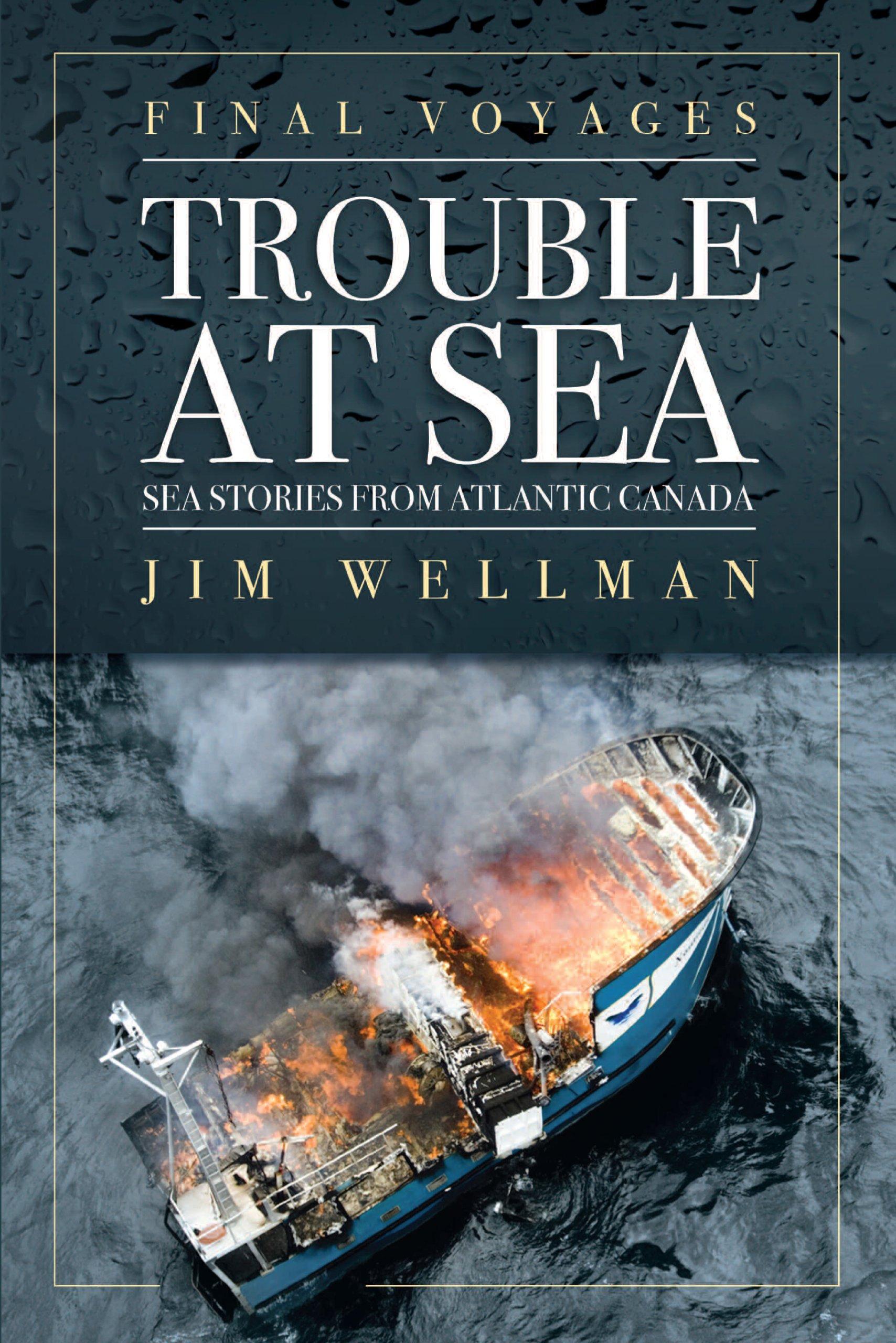 Final Voyages: Trouble at Sea pdf epub