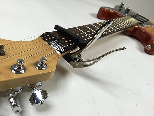 3 Sets Xtreme Performance cuerdas para guitarra eléctrica 9 - 42 Níquel Wound Super Light + profesional cejilla módulo de bloqueo + 12 púas en 6 + 6 libre ...