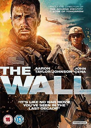 The Wall [DVD] [2017]: Amazon.co.uk: Aaron Taylor-Johnson, John Cena ...