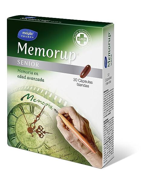 Memorup Senior Suplemento para Memoria - 30 Cápsulas