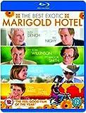 The Best Exotic Marigold Hotel [Blu-ray] [Region Free]