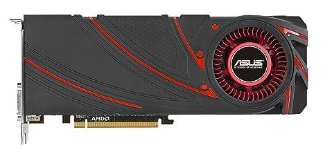 ASUS R9290-DC2-4GD5 - Tarjeta gráfica de 4 GB con AMD Radeon R9 290 (gddr5, HDMI)