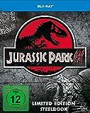 Jurassic Park 3 - Steelbook [Alemania] [Blu-ray]