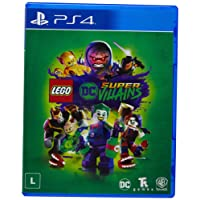 Lego Dc Super Villains, Playstation 4