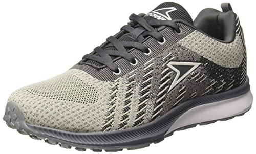 Warcraft Grey Running Shoes-9