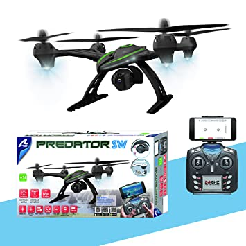 Drone Predator SW Amazoncouk Toys Games