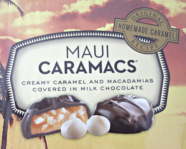 Amazon.com : Hawaiian Host Maui Caramacs - 6 ounce box : Candy And ...
