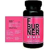 F BURNER WOMAN - Garcinia Cambogia, Acetyl-L-Carnitin, Grüner Tee, Grüner Kaffee