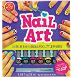 Nail Art: Over 35 Easy Designs for Little Fingers