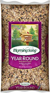Morning Song 11965 Year-Round Wild Bird Food, 10-Pound
