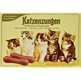 Waldbaur Chocolate Cat Tongues, 3.5 Ounce