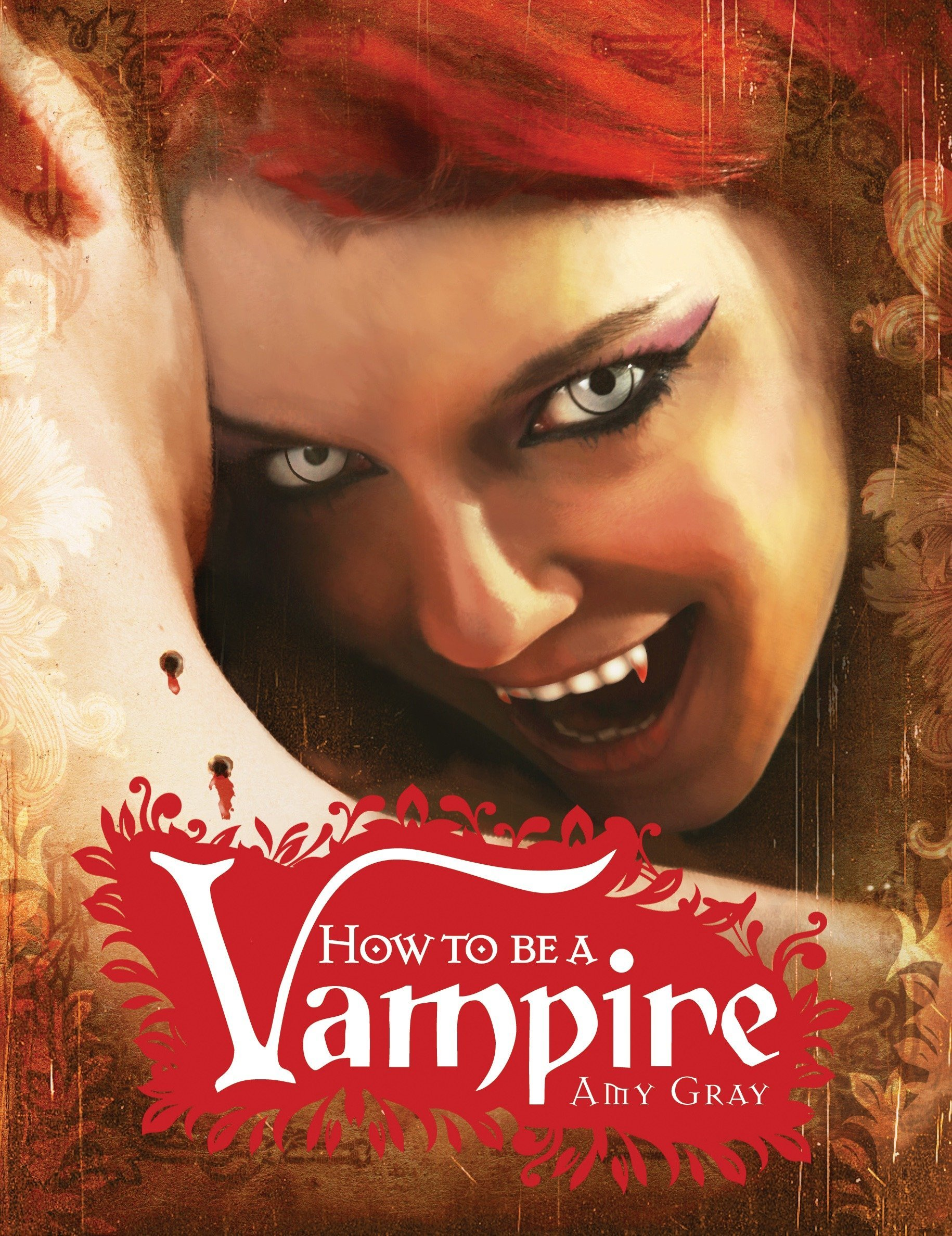 Download How to Be a Vampire: A Fangs-On Guide for the Newly Undead PDF