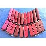 1a3eeda3f2be Amazon.com: Beauty Creations Matte Lipstick 10 Pcs Set LS11-LS20: Beauty