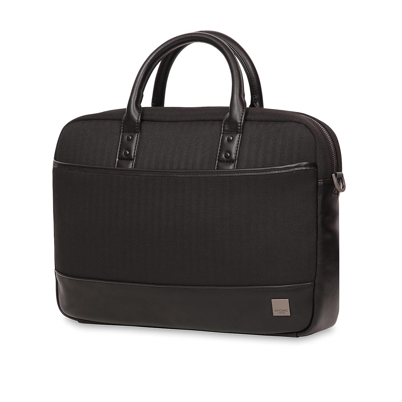 9c70f50a28b0 Knomo Luggage Men's Princeton 15.6
