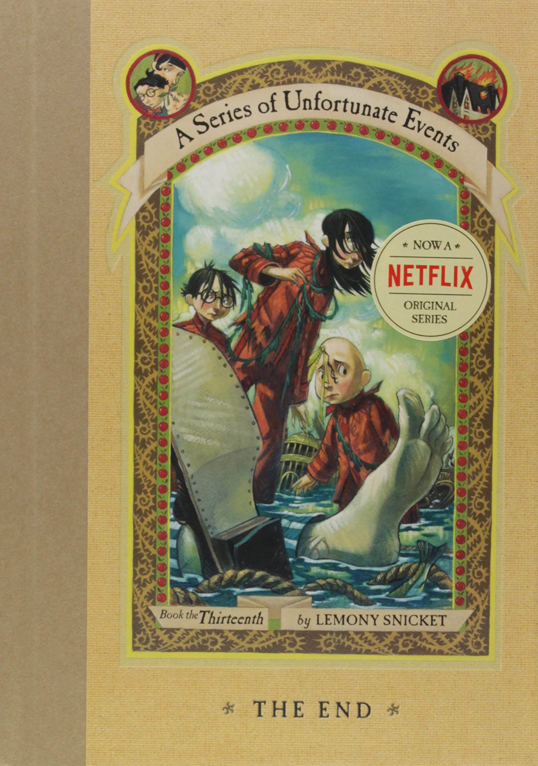 The Complete Wreck (A Series of Unfortunate Events, Books 1-13) by Harpercollins