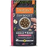 Instinct Raw Boost Indoor Health Grain Free Recipe Natural Dry Cat Food