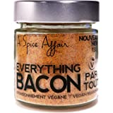 Everything Bacon Vegan Seasoning A Spice Affair. 130g (4.6 oz) Jar