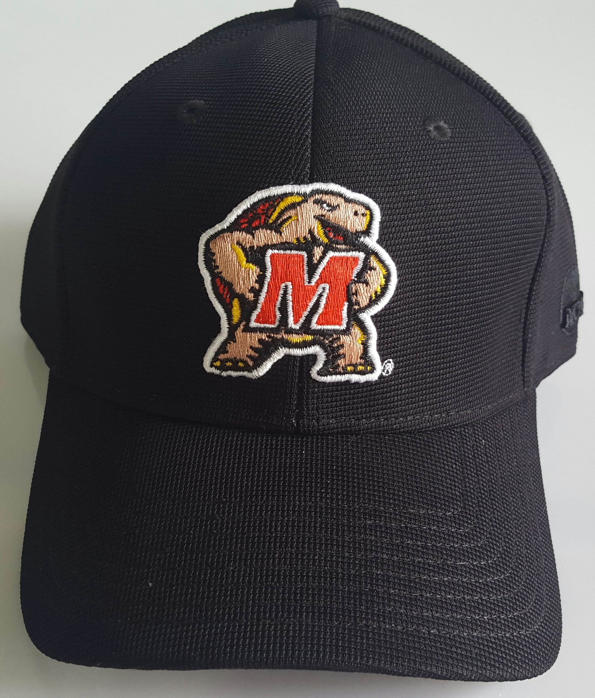 NCAA New Maryland Terps Embroidered Adjustable Cap