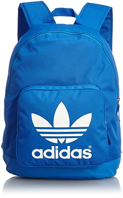 b9d79139b38f Image Unavailable. Image not available for. Color  Adidas Original AC BPACK  Classic Backpack Bookbag Blue G84826