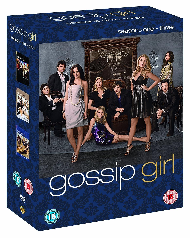 Gossip Girl Season 1 3 Dvd Amazoncouk Leighton
