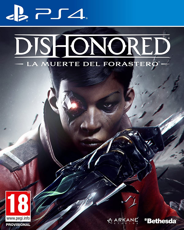 Dishonored: La Muerte Del Forastero: Amazon.es: Videojuegos