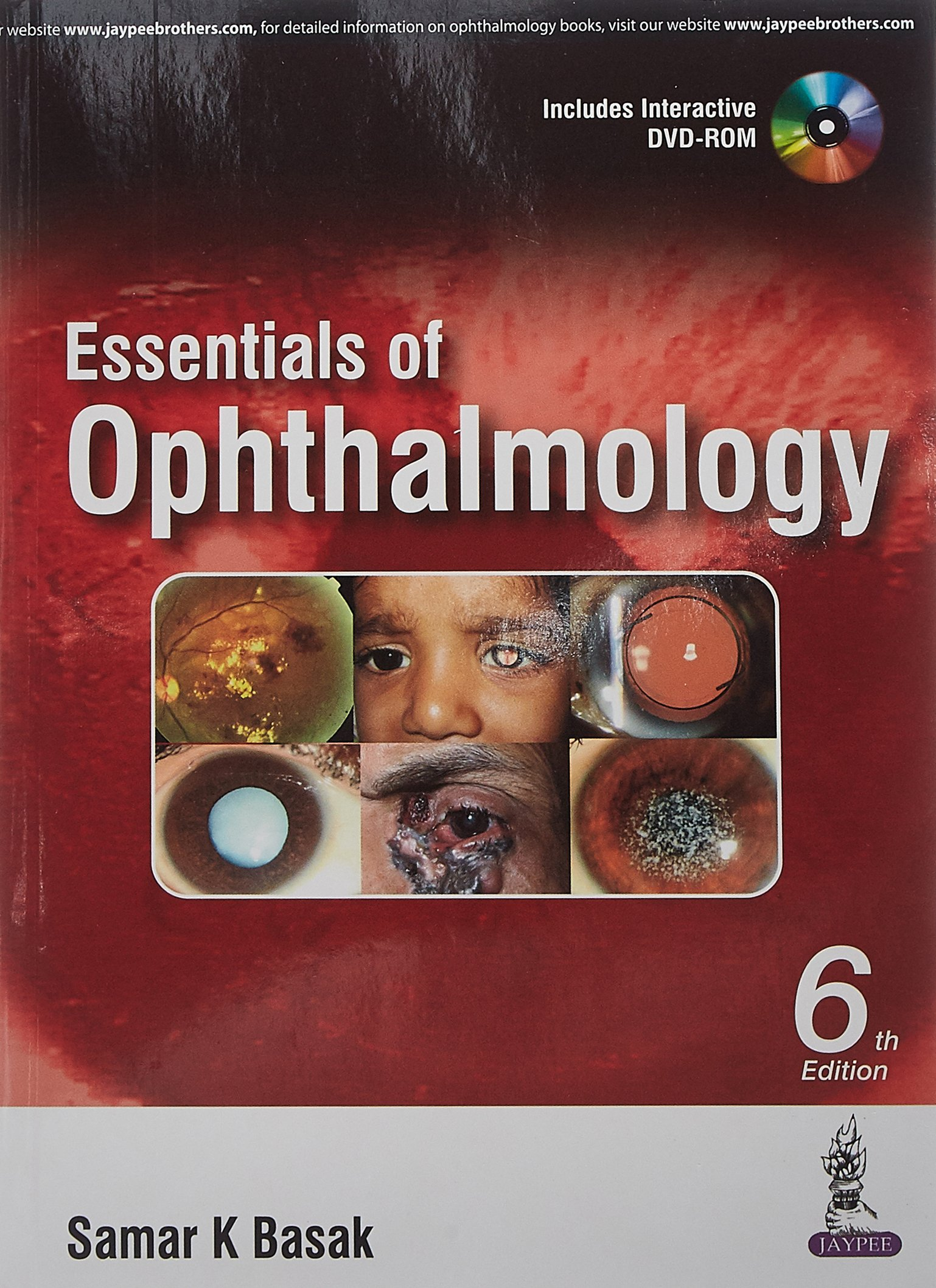 Buy Essentials Of Ophthalmology Book Online at Low Prices in India