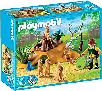 Playmobil 4853 Meerkat Family