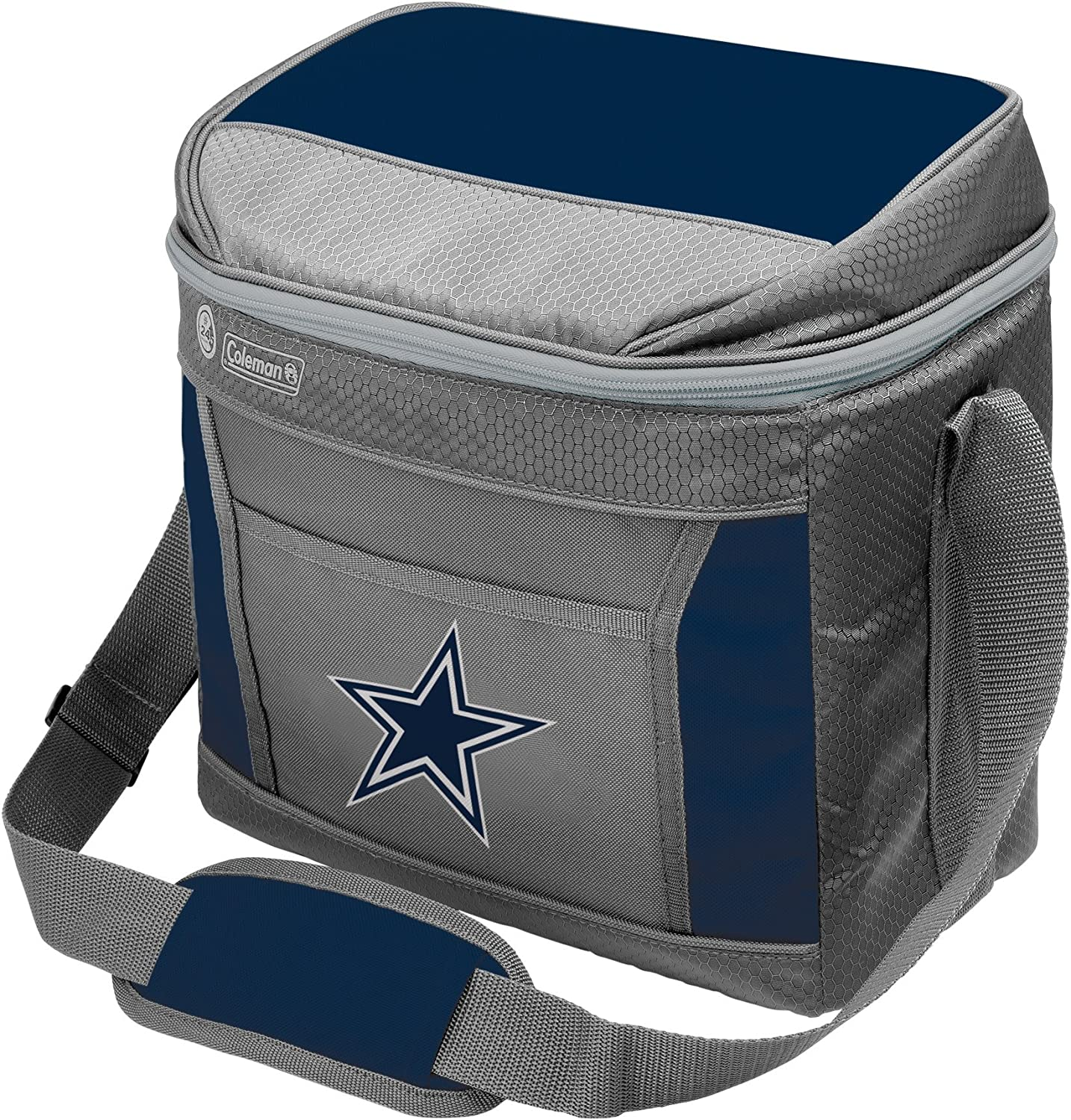 NFL Soft-Sided Insulated Cooler Bag, 16-Can Capacity ALL TEAM OPTIONS
