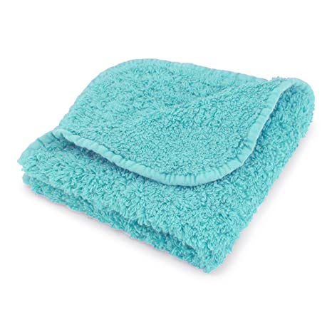 Abyss y Super Habidecor pila de lujo toalla de mano – turquesa (43 x 30