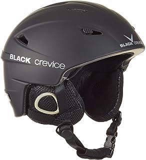 Black Crevice Casco de Esquí Kitzbühel Negro M (57-58 cm)