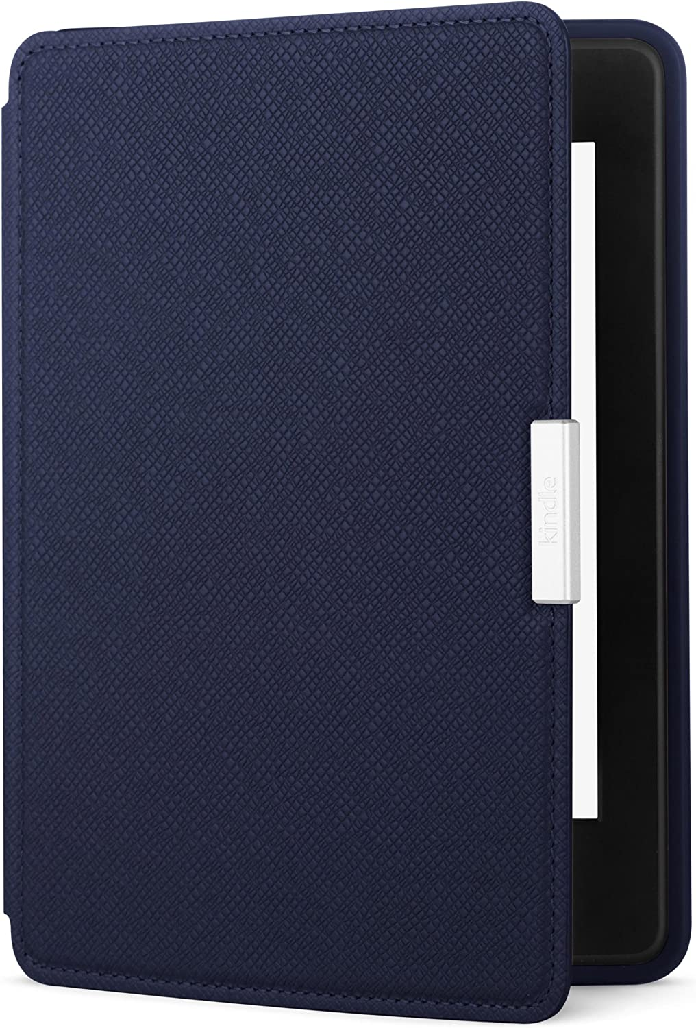Amazon Kindle Paperwhite Leather Case, Ink Blue - fits all Paperwhite generations prior to 2018(Will not fit All-new Paperwhite 10th generation)
