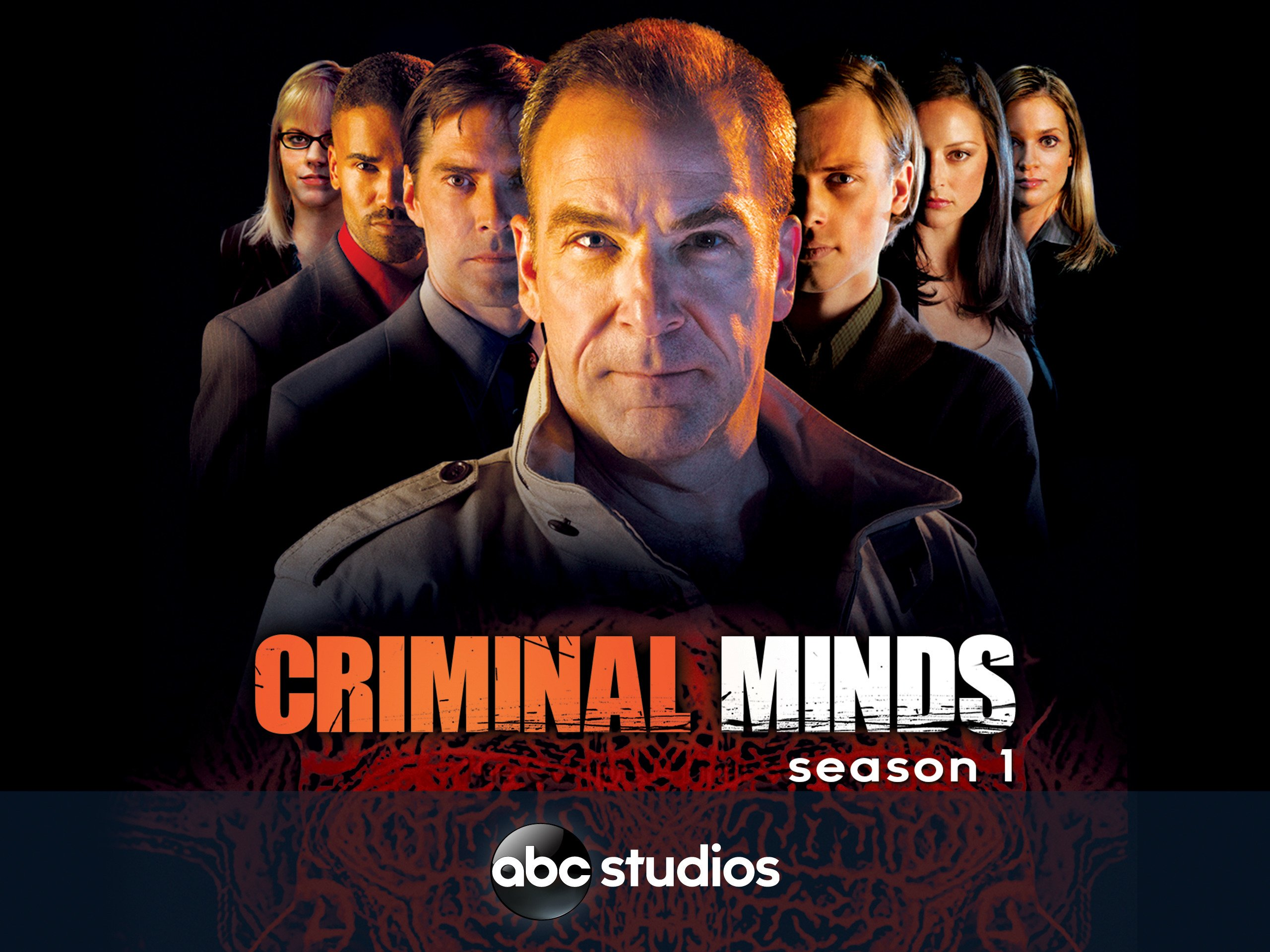 Criminal Minds: Seasons 1-8