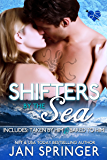 Shifters by the Sea: Includes Taken by Him and Bared to Him (Tentacles Shifters Erotic Romance)