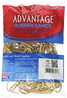 product image for Alliance(R) Advantage(TM) Rubber Bands In 1/4 Lb. Poly, #32 3 x 1/8, Bag Of 175