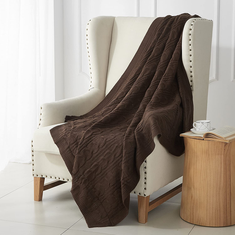 Kess InHouse Snap Studio ABC Gray Black Throw 60 x 40 Fleece Blankets