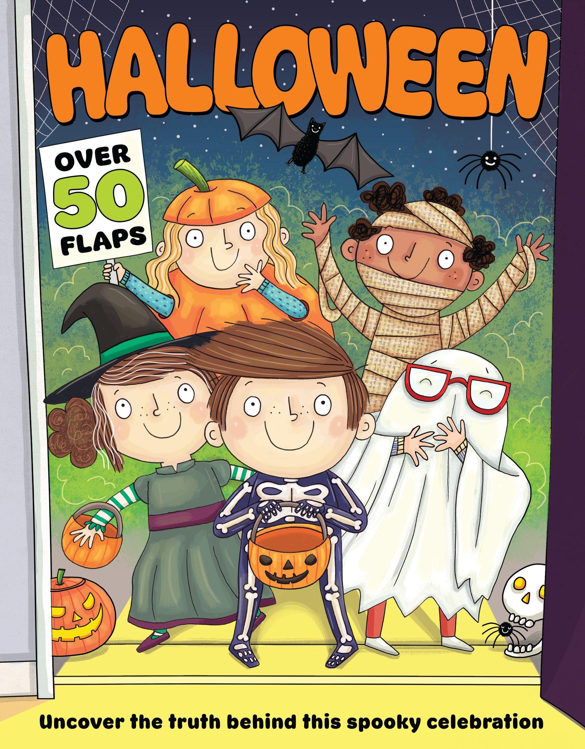 Halloween (Flip Flap Journeys)