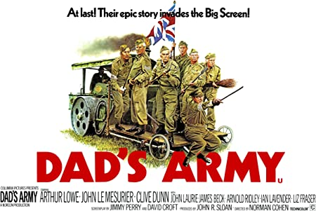 Dad's Army 1971 Movie Poster: Amazon.co.uk: Kitchen & Home