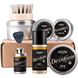 Ultimate Beard Care Kit - Bottle, Flask and Balm | By Scent