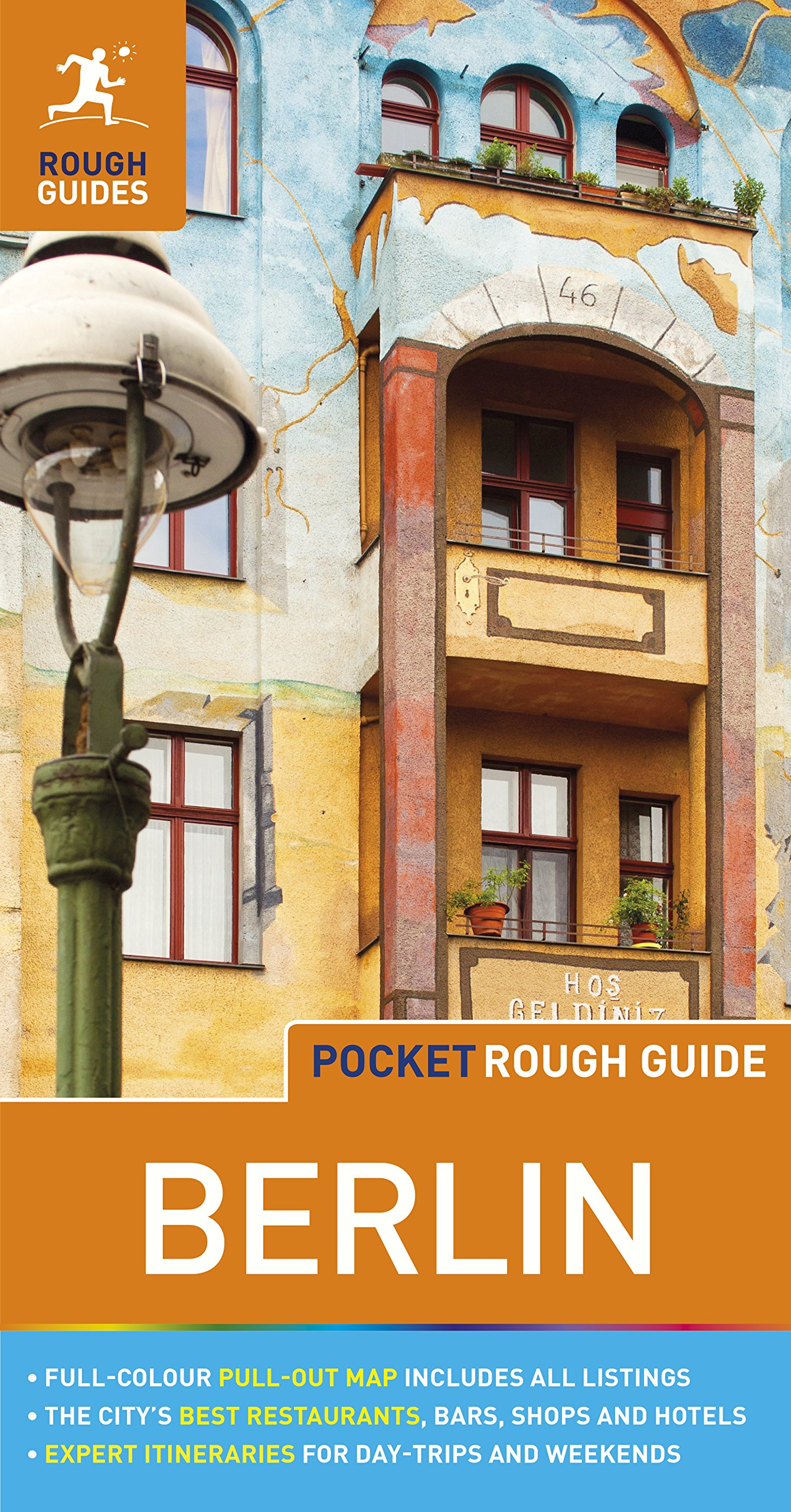 Pocket Rough Guide Berlin Guides product image