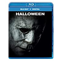 Halloween (Blu-ray + Digital Copy) [2018] [Region Free]