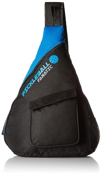 Pickleball Fanatic Sling Bag