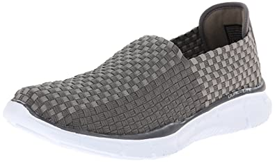 Skechers Sport Men's Equalizer Familiar Slip-On Loafer,Charcoal,7.5 ...