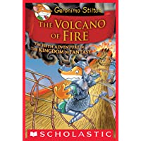 Geronimo Stilton and the Kingdom of Fantasy #5: The Volcano of Fire