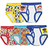 Nickelodeon Handcraft Little Boys' Paw Patrol Brief, Pack of Five