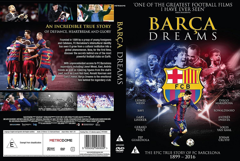 Barca Dreams [DVD] [Reino Unido]: Amazon.es: Éric Abidal, José ...