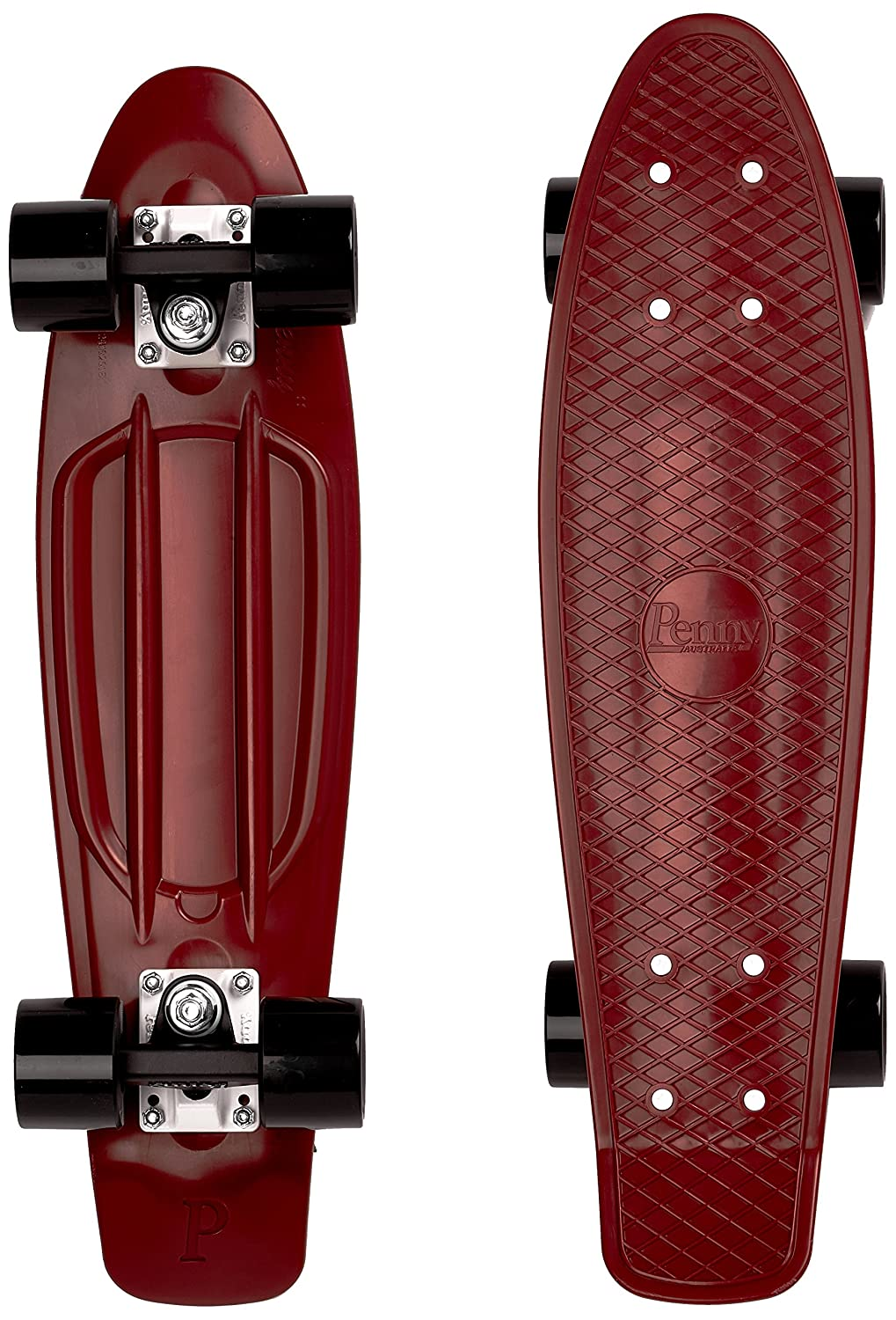 Cruiser Complete Penny Skateboards Classics 22 Burgundy Complete